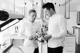 dentallabor münchen zahntechnikermeister qualitätskontrolle zahnersatz